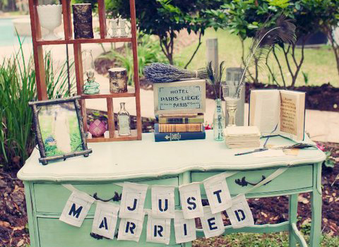 Wedding Guest Book Table Decorations Choice Image - Wedding ...