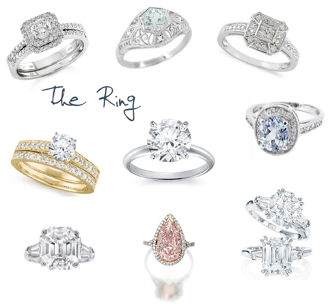 Choosing Your Engagment Ring {victoria Mary Vintage Guest Post} - BLOVED Blog