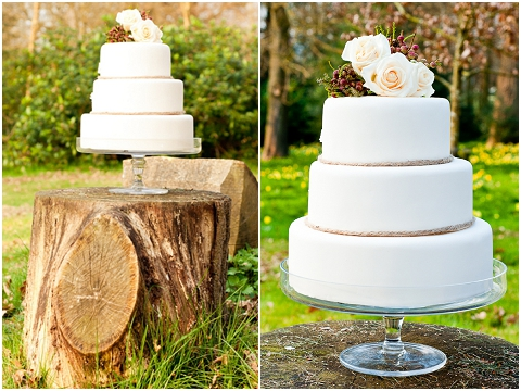 Wedding Cake Stand Alternatives
