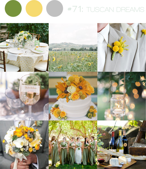 inspiration board: #71: tuscan dreams - BLOVED Blog
