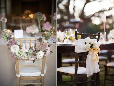 wedding chair decor it s all in the details six alternative chair decor ideas 8951