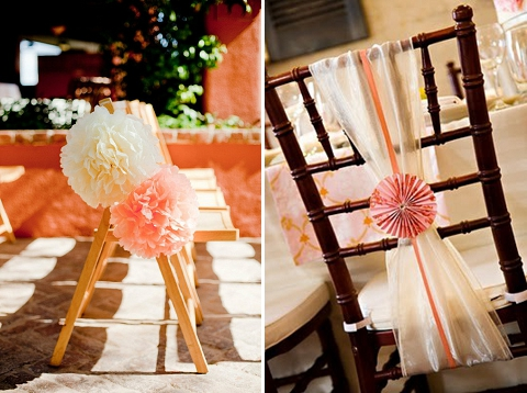 wedding chairs decoration it s all in the details six alternative chair decor ideas 8953