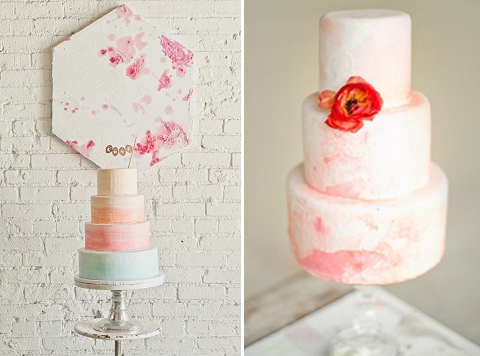 It S All In The Details Watercolour Wedding Style Your