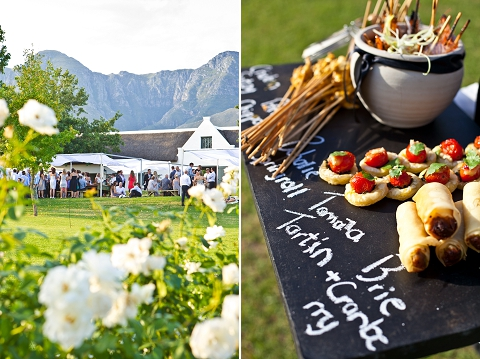 """canapes-at-South-African-wedding"""