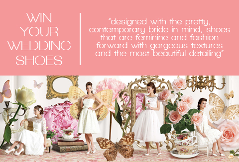 Win your wedding shoes with rainbow club bloved blog win your wedding shoes with rainbow club junglespirit Image collections