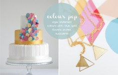 bloved-uk-wedding-blog-be-inspired-by-cakes-by-krishanthi-colour-pop-pink-blue-gold-ftd
