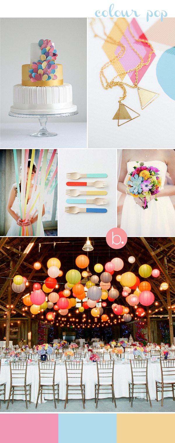 bloved-uk-wedding-blog-be-inspired-by-cakes-by-krishanthi-colour-pop-pink-blue-gold