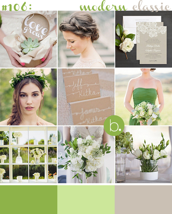 bloved-uk-wedding-blog-inspiration-modern-classic-green-white