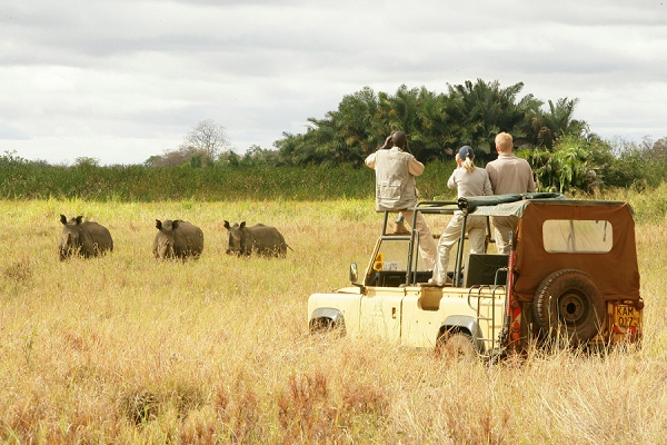 bloved-uk-wedding-blog-african-honeymoons-safari-game-drive-elsas-kopje-kenya