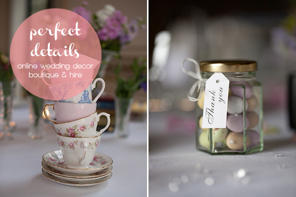 Find The Perfect Setting For Your Wedding: Stylish Props And Decor To Buy Or Hire From Perfect Details