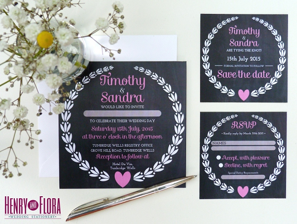 bloved-uk-wedding-blog-henry-and-flora-wedding-stationery-chalkboard-charm-pink
