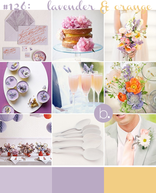 bloved-uk-wedding-blog-inspiration-orange-lavender