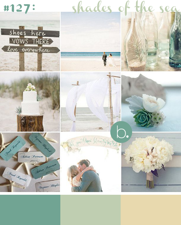 bloved-uk-wedding-blog-aqua-blue-beach-inspiration