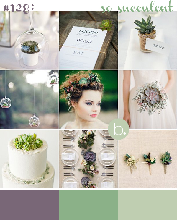 Contemporary succulent wedding inspiration bloved uk wedding blog so succulent inspiration junglespirit Choice Image