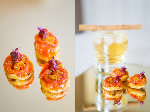 The style guide kalm kitchen 39 s christmas canape 39 s for Hot canape ideas
