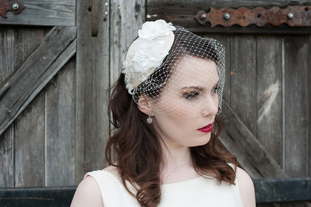 20% Off Birdcage Veils And Bridal Accessories From Lily