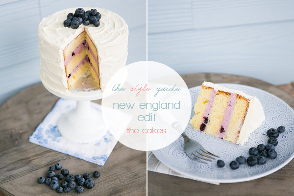 wedding cakes new england three cakes for a new inspired wedding by 25077