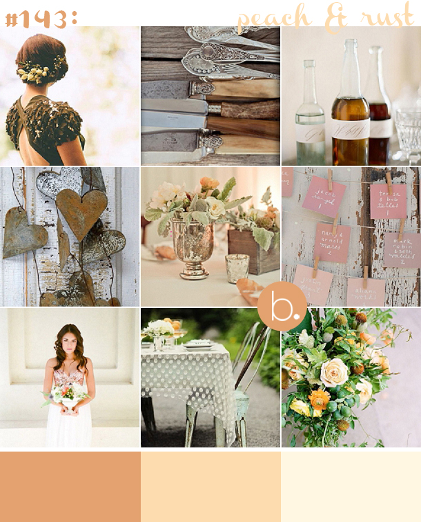 bloved-uk-wedding-blog-peach-rust-inspiration