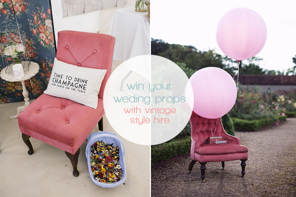Vintage Wedding Furniture Hire London Chairs Seating