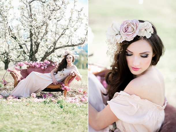 Blossom wedding ideas