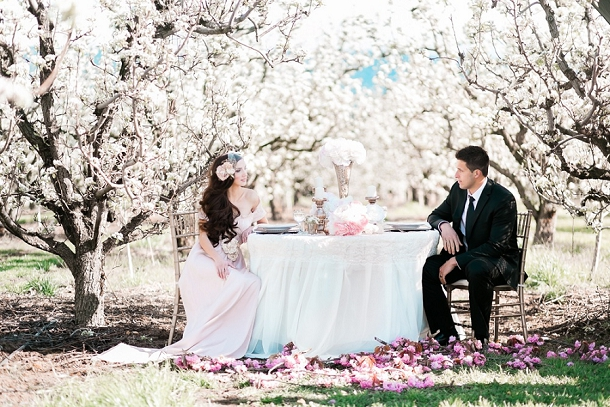 Blossom Orchard Wedding Inspiration