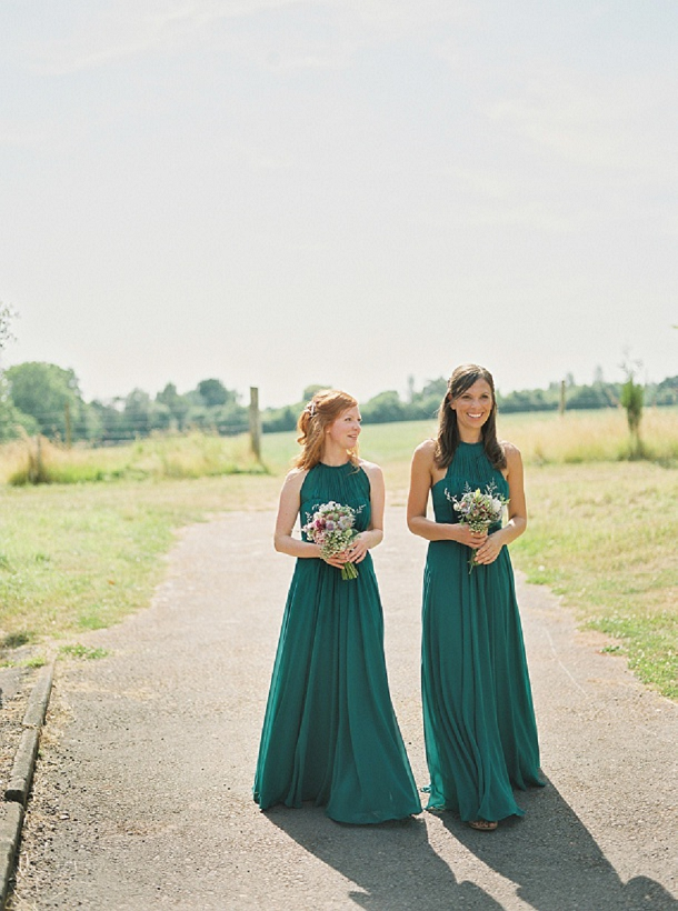 Emerald Green Bridesmaids Dresses from Coast