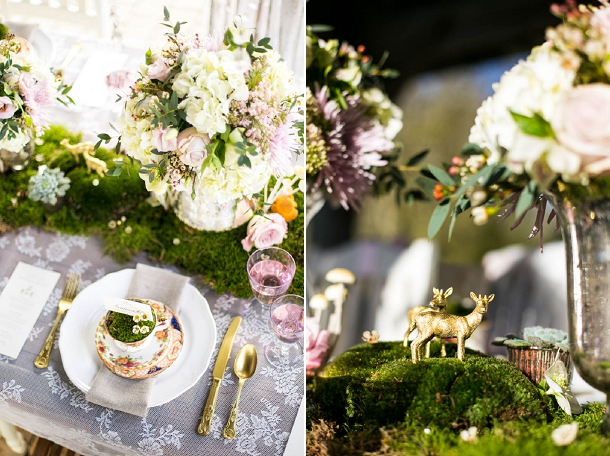 Fairytale Wedding Inspiration In France With A Whimsical