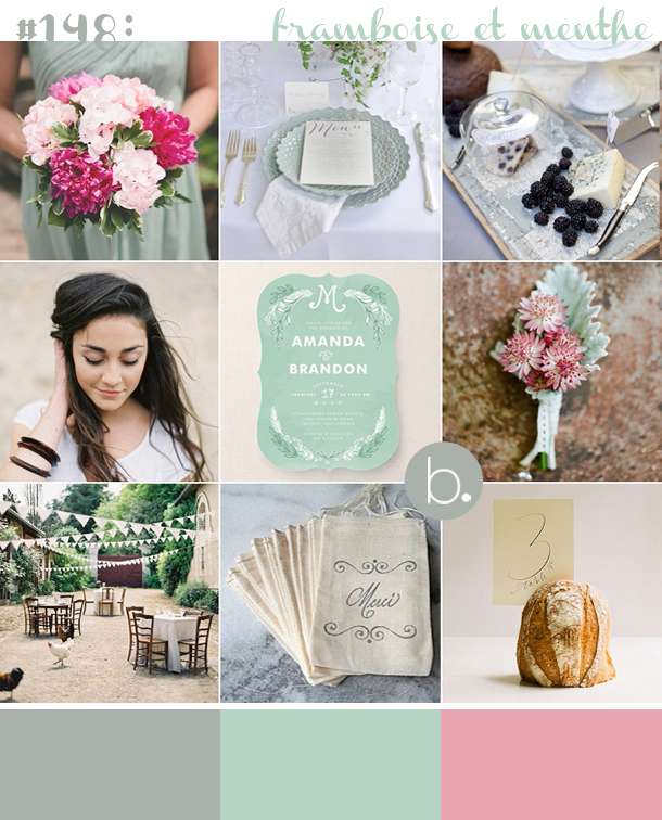 bloved-uk-wedding-blog-french-inspired-raspberry-mint-inspiration-2