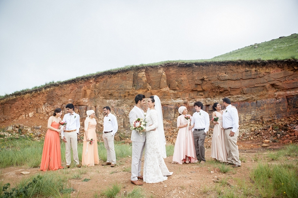 Multicultural South African Wedding by Vanilla Photography