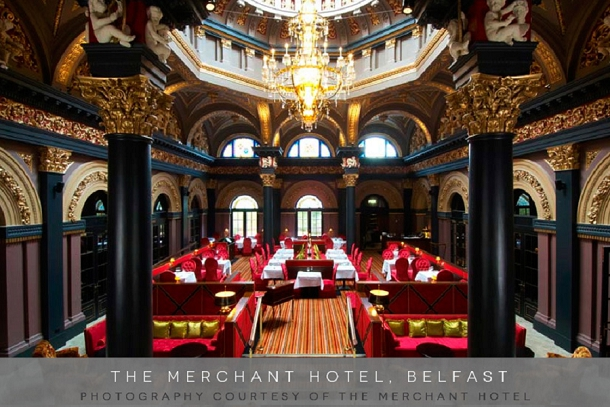 The Merchant Hotel Contemporary City Wedding Venue