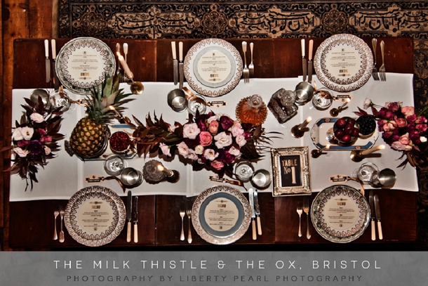 The Milk Thistle and the Ox Modern Wedding Venue on Coco Wedding Venues