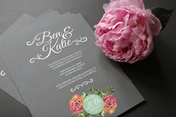 10% off Silver Deer Personalised Wedding Stationery