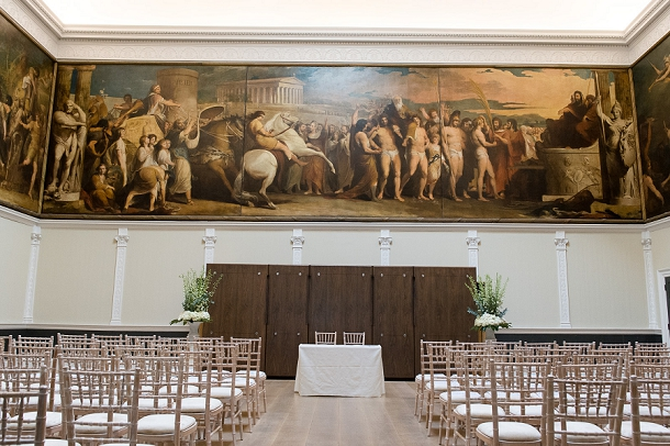 Ceremony in The Great Hall at the RSA