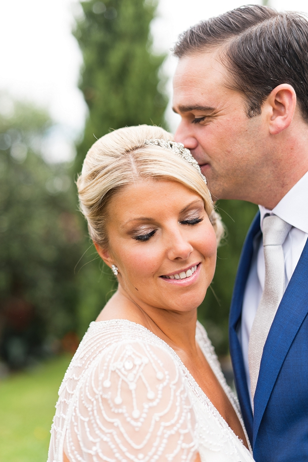 Glamorous Pink Flamingo Themed City Wedding At The Roof