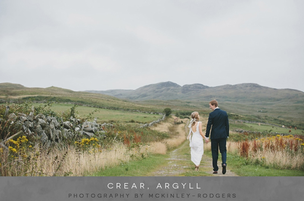 Crear  Argyll, Scotland Wedding Venue