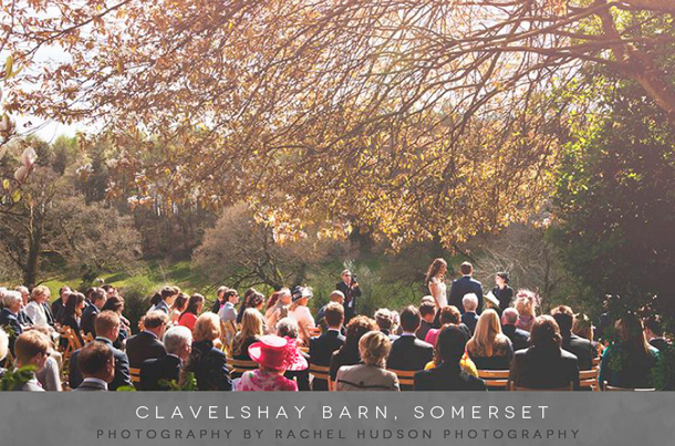 Clavelshay Barn Somerset Wedding Venue