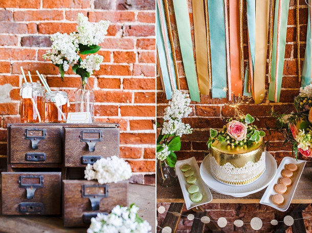rustic dessert table ideas