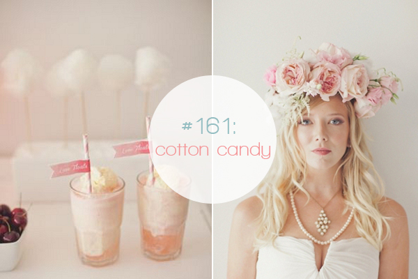 blush, pink & pastel wedding colour palette inspiration