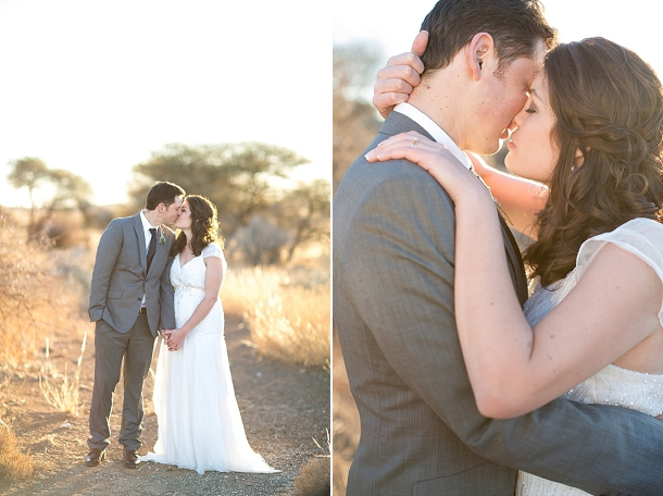 Golden couple portraits by Catherine Mac