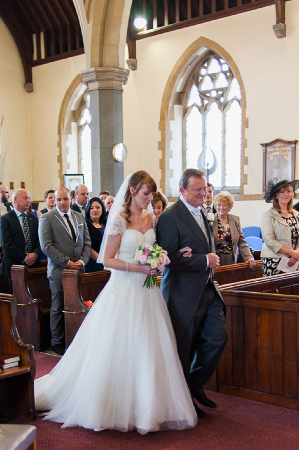 Bristol church wedding