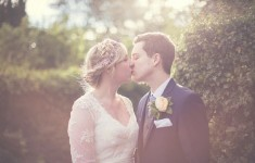 Cymbeline lace wedding dress