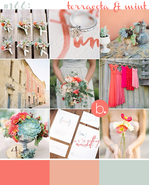 bloved-uk-wedding-blog-terracotta-mint-inspiration