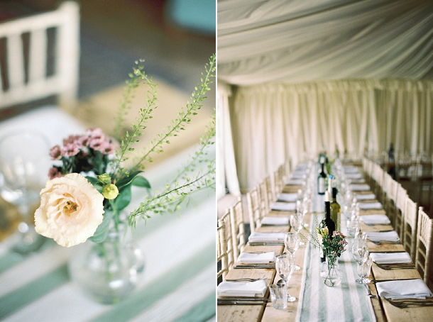 Marquee at The Old Manor Hotel, Bradford-Upon-Avon