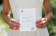 Olive branch grecian stationery by Lizzie May Designs