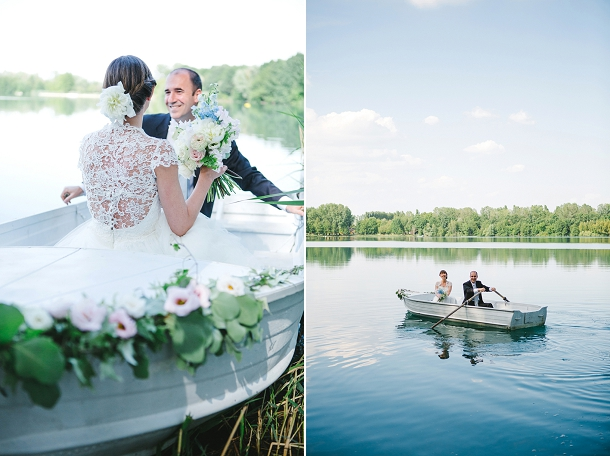 Monica and Maurizio's Impossibly Romantic Italian Lake Wedding by Les Amis Photos (20)