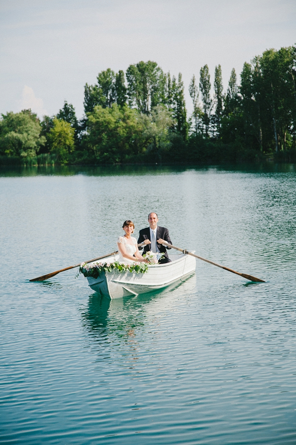 Monica and Maurizio's Impossibly Romantic Italian Lake Wedding by Les Amis Photos (22)