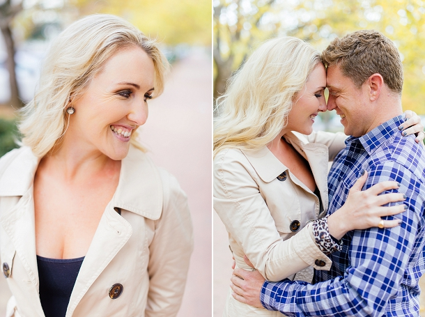 Fall engagement shoot south africa