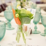 organic vegetable floral arrangements