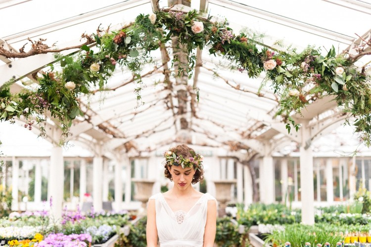 Clifton Nurseries wedding venue