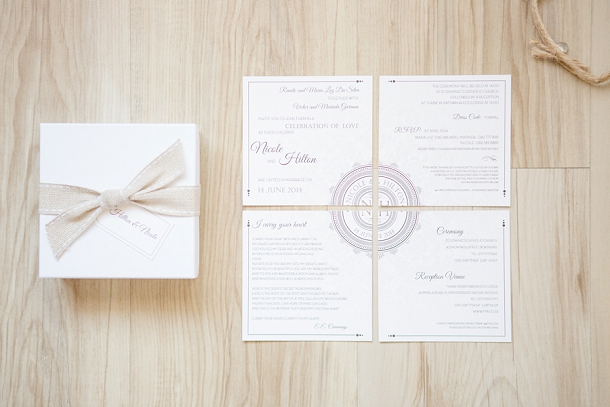 Elegant Neutral South African Wedding Photographed by Carolien & Ben Photography (6)
